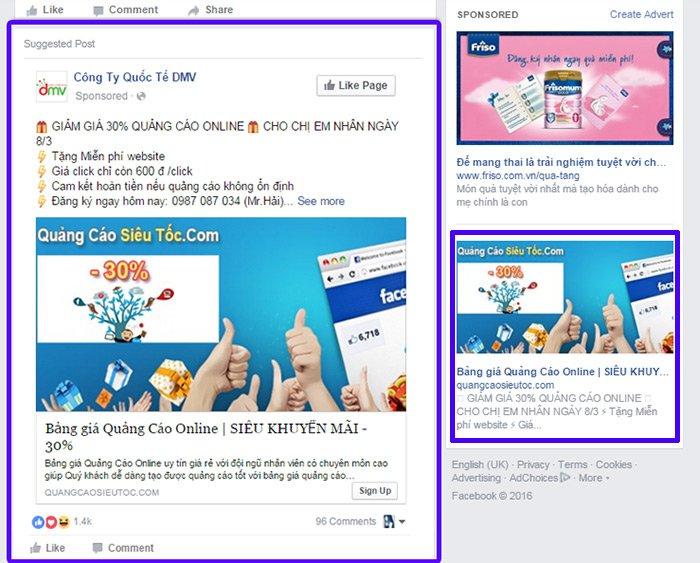 Bí quyết để dễ dàng bán hàng trên Facebook