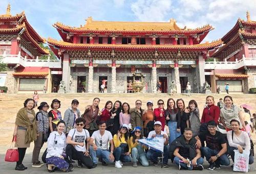 Khám phá cảnh đẹp tại Đài Loan