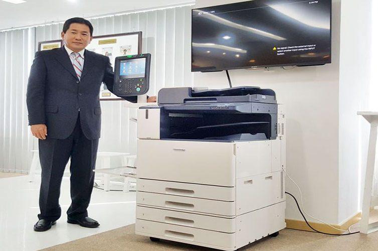 Thuê máy photocopy là giải pháp thông minh cho các doanh nghiệp