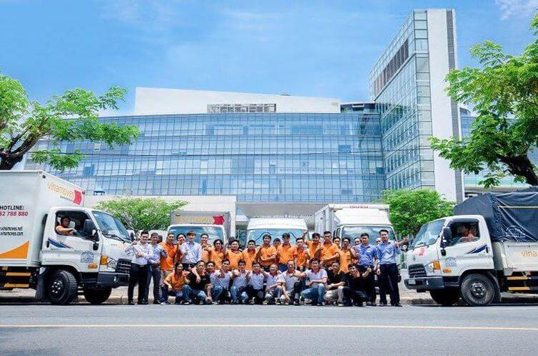 Vinamoves là công ty chuyển nhà, chuyển văn phòng uy tín nhất