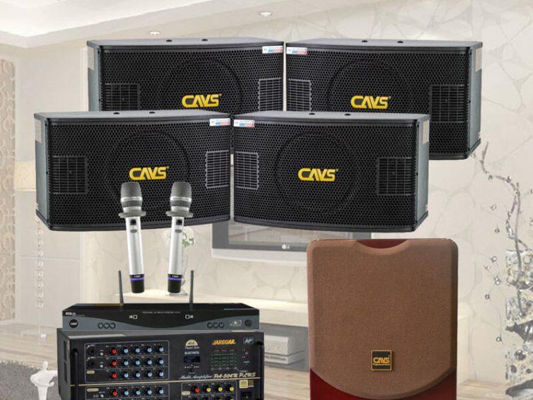Bộ Dàn Karaoke Gia Đình CAVS 09