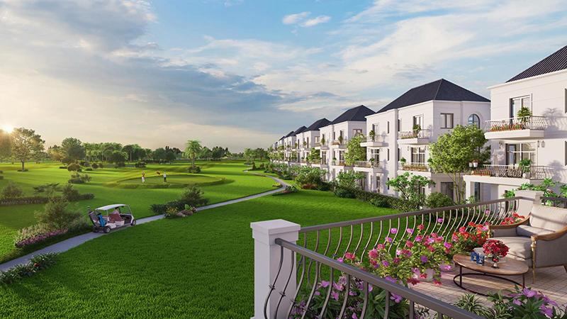 Khu đô thị West Lakes Golf & Villas